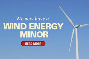 Wind Energy Minor