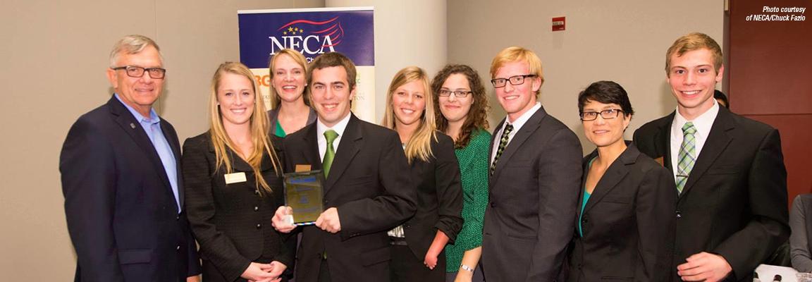 NECA wins Green Energy Challenge