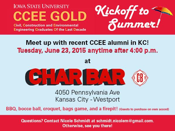 KC CCEE GOLD Summer Kickoff_Char Bar Westport_062315