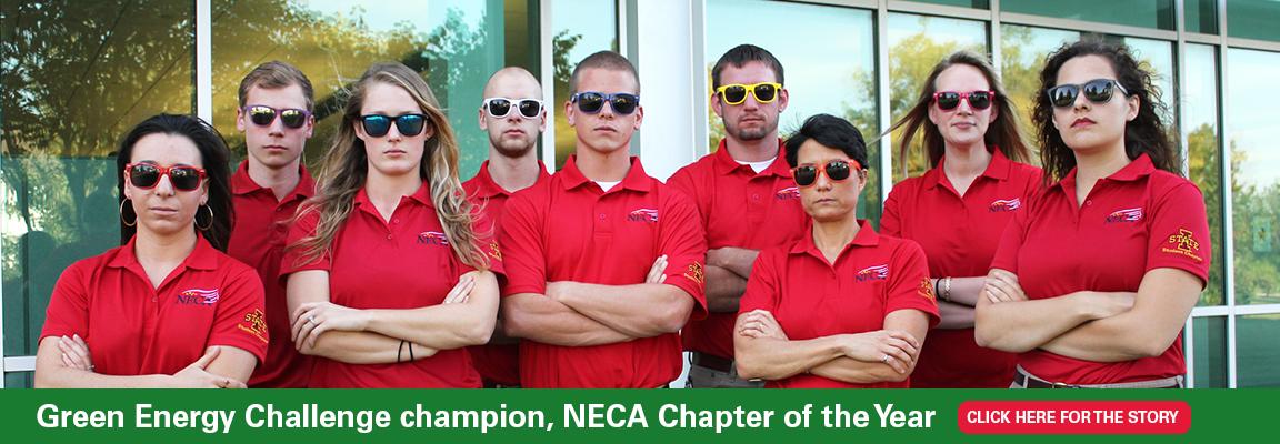 NECA Green Energy Challenge 2015