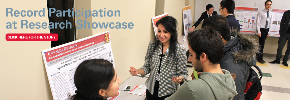 2015 Grad Research Showcase