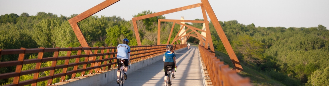 Spanning then and now: engineering engages a state in history and recreation on the High Trestle Trail