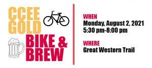 Bike & Brew Event